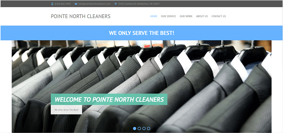 Pointe North Cleaners